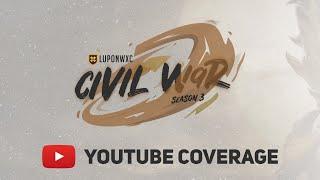 Lupon Civil War Season 3 Pre-Season