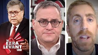 Joel Pollack: Democrat feeding frenzy continues over Mueller nothingburger | Ezra Levant