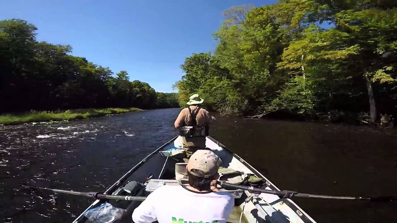 Guide drift boat fishing salmon river pulaski ny steelhead for Salmon river ny fishing