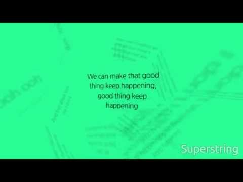 Good Thing - Sage the Gemini ft. Nick Jonas - Lyric Video