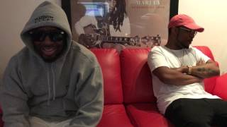 Wyclef and Supah Mario in the Studio
