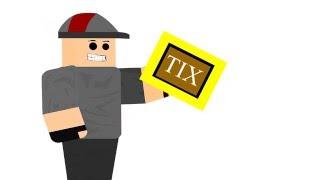 Roblox Animation ? Goodbye Tix