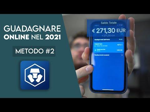 CRYPTO.COM | Come Guadagnare Online 2021 ????