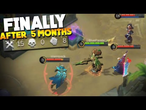 IS ALPHA OP AGAIN? Mobile Legends Gameplay (+New Map)