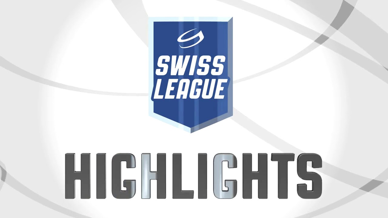 Highlights: HC Thurgau vs SCRJ Lakers