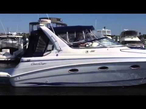 Chris craft 320 express cruiser offered for sale in for Chris craft express cruiser for sale