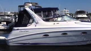 Chris Craft 320 Express Cruiser offered for sale in Newport Beach, CA by West Coast Yachts
