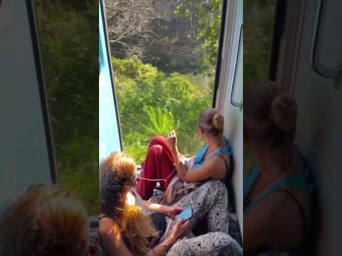 Kandy -Ella - Badulla - Scenic Train Journey