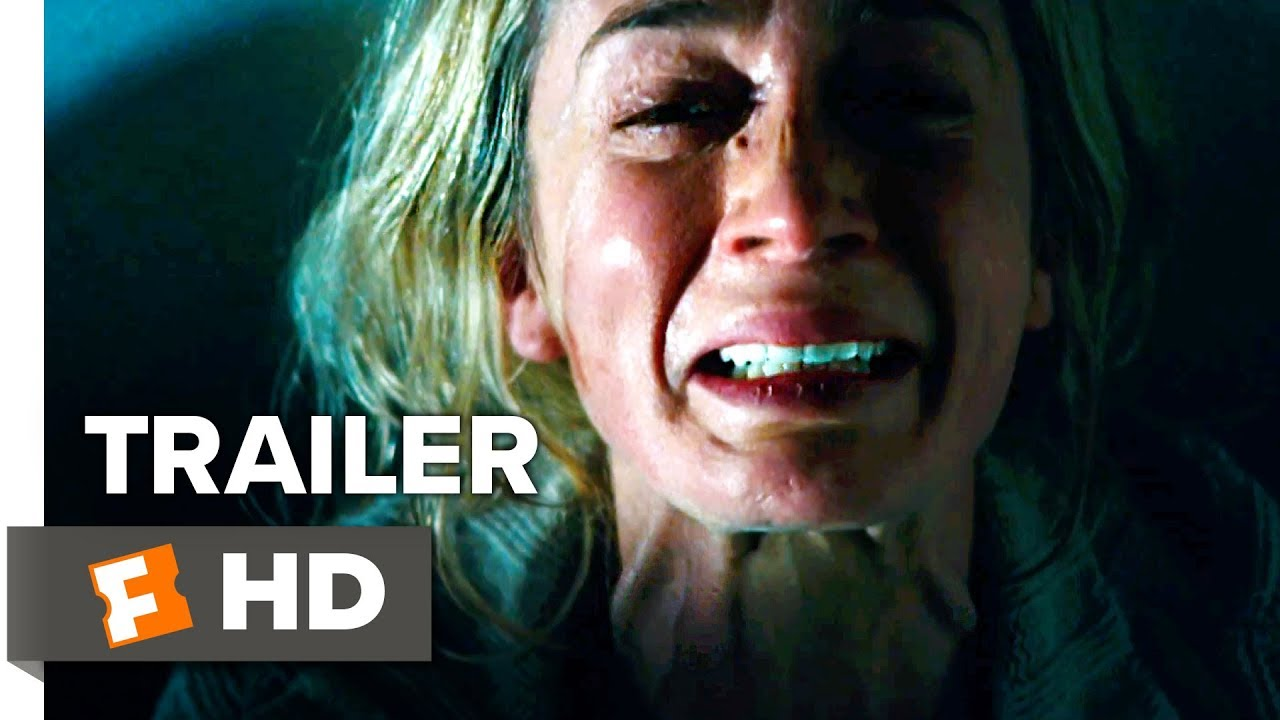 A Quiet Place Teaser Trailer #1 (2018)
