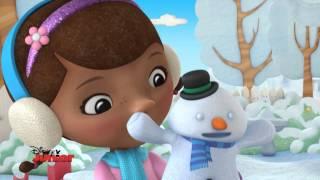 Natale a Disney Junior -- Sofia la Principessa, Dottoressa Peluche e Henry Mostriciattoli
