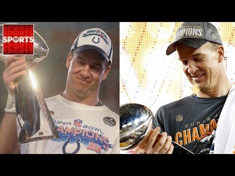 Peyton Manning FINALLY Retires | Best Peyton TV Moments [Calvin Johnson Retires Too]