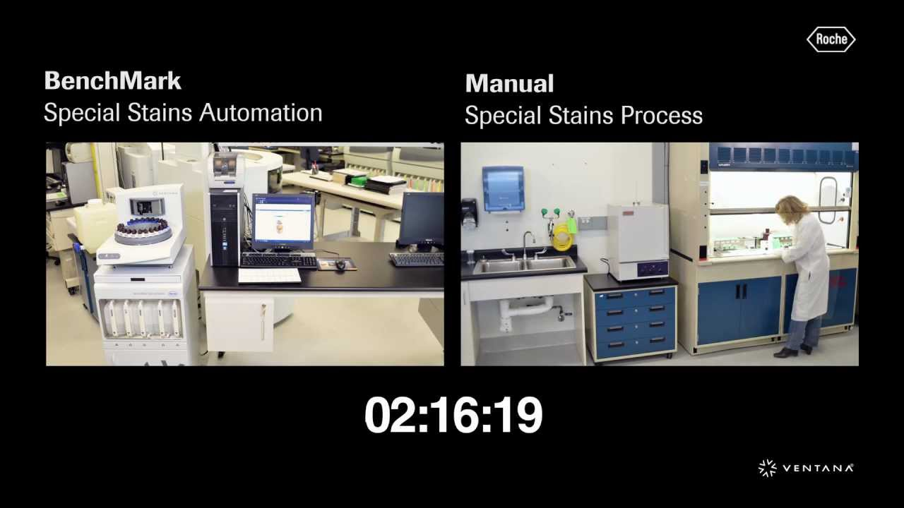 Ventana Benchmarkspecial Stains Automation Manual Versus