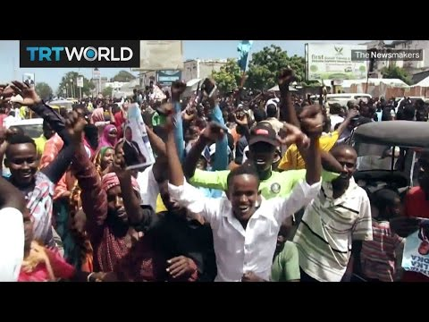 The Newsmakers: Somalia's Way Forward and Kurdish Flag Feud