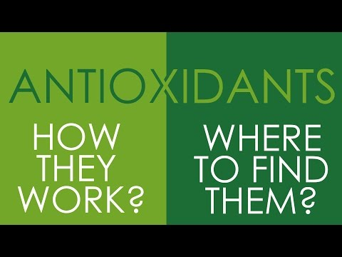 How Antioxidants Work and Where to Get Them