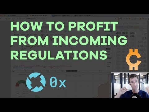 How To Profit From Incoming Regulations - Playing the Wall Street Game,  0x, Pivx, Ubiq - CMTV Ep34