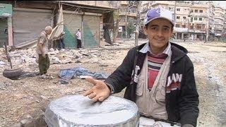 """""""Ich möchte nur leben, sonst nichts"""" - Kriegskinder in Syrien"""
