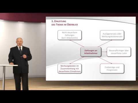 Praxisrelevante Gestaltungsmögl. Durch Pauschale Besteuerung Von Arbeitslohn - Teil 1