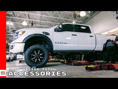 2018 Nissan Titan XD Truck Accessories