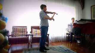 Lucas Farias - Bruch: Violin Concerto No. 1 in G minor, Op. 26 1° mov.
