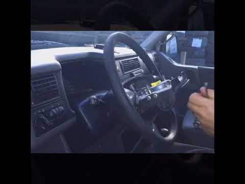 How to remove steering wheel + AIRBAG Volkswagen T4 transporter - VOLANTY CZ