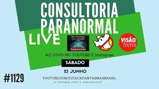 Consultoria Empresarial Paranormal - Caça Fantasmas Brasil #1129