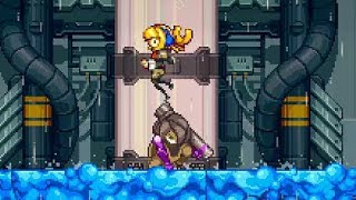 Iconoclasts - Agent Black Final Fight - Challenge Mode