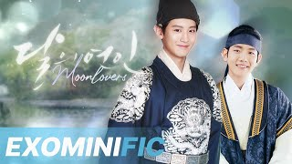 EXO-minific Moon Lovers E03  ChanBaek l pjbelifestudio