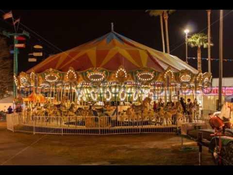 Florida State Fair Carousel - YouTube