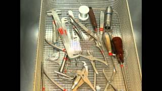STERIVITA Чистка и дезинфекция конвенциональных медицинских инструментов