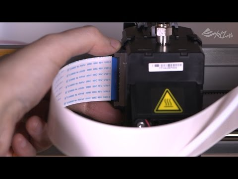 da Vinci Jr. 1.0 - Printer Quality Maintenance
