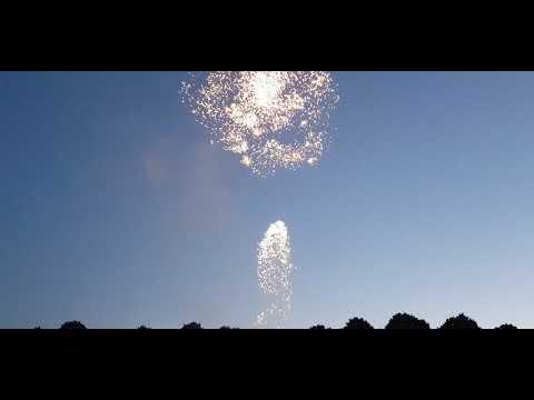 Carters Steam Fair Fireworks 2019 Walthamstow Youtube