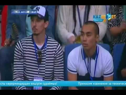 «Астана» — «Жальгирис» 21 Youtube