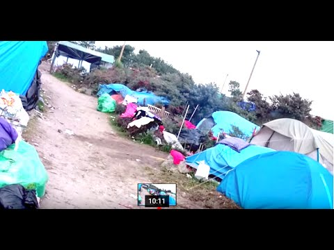 Kefale Alemu on the Situation of Ethiopian and East African Migrants at Calais (France)