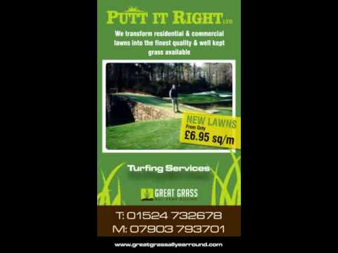 Putt It Right Limited Tesco Superstore Commercial