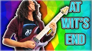 Dream Theater - At Wit's End Guitar Cover