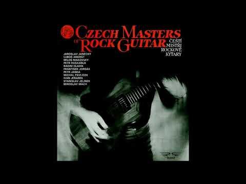 Czech Masters Of Rock Guitar / Čeští Mistři Rockové Kytary