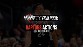 Pinch Hammer || Raptors Actions