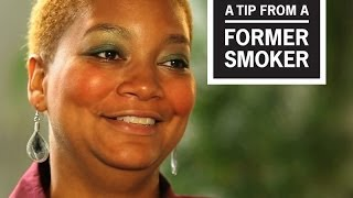 CDC: Tips From Former Smokers — Tiffany: Surprising Things About Quitting