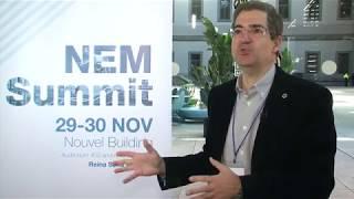 Interview with Prof. Jose Manuel Menéndez