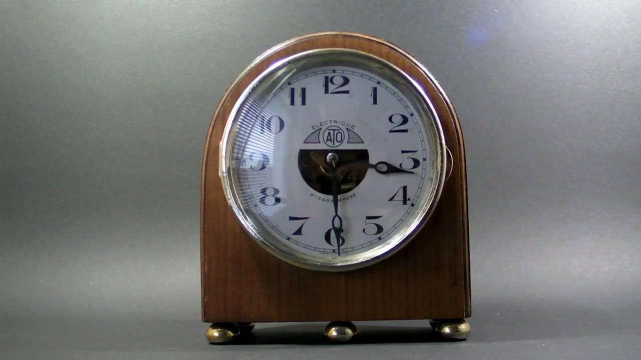ATO Leon Hatot Clock Horloge Pendule, Werknummer 51189 ...