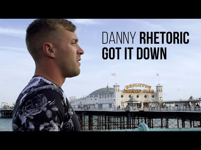Danny Rhetoric - Got It Down (Prod By. Dreamlife)