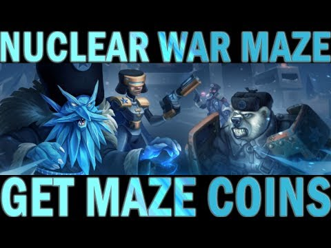 Monster Legends | Nuclear Winter Maze Island | How to Get Maze Coins | Everything You Need To Know!