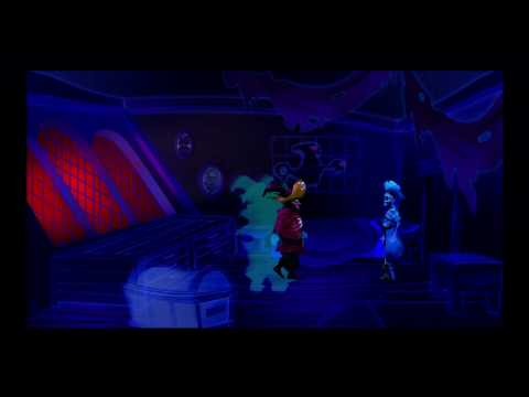 E3 2009: Secret of Monkey Island Special Edition Stage Demo |