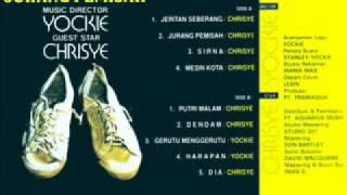 """Chrisye - Putri Malam - DODDY ZNP----dari album """"Jurang Pemi"""