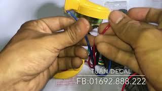 Kèn ngân | còi ngân 24v/12 v cho oto xe máy , xe tải | còi ngân cho xe tải