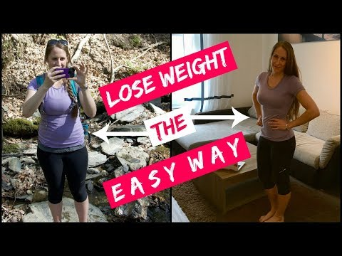 How to lose weight fast, easy, and with no exercise