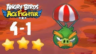 Angry Birds Ace Fighter - Pig Forest 4-1 [HERO]
