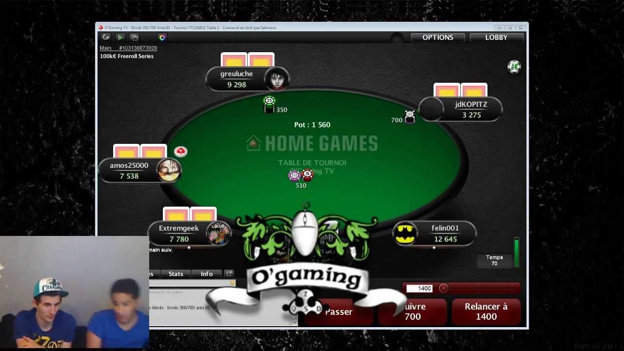 Poker allstars 3
