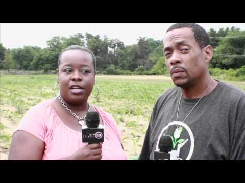 The Impact with Robin Dorsey: Show #1 Gleaning with MAGNET at Miller's Farm