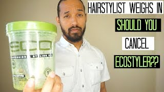 Hairstylist Gets Real: Should You CANCEL ECOSTYLER?